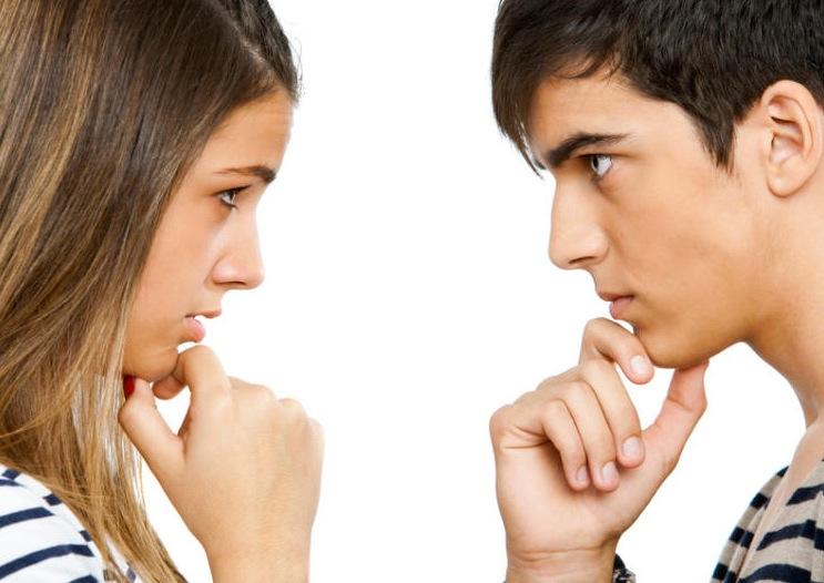 eye-contact important part of good social skills