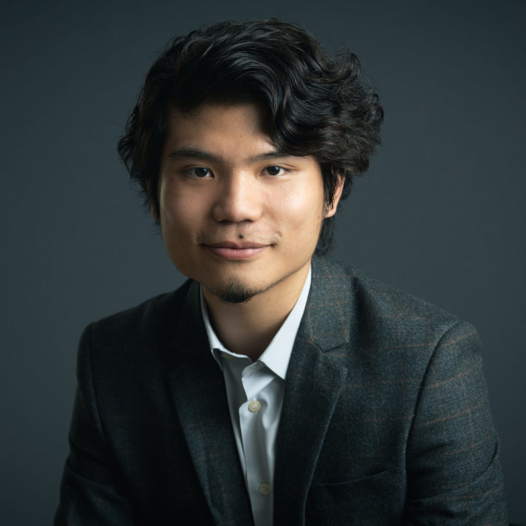 Brian Tse portrait